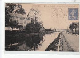 BOURBOURG-CAMPAGNE - Le Canal De Bourbourg à L'Aa - Château Duriez - Très Bon état - France