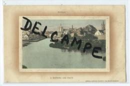 CPA -  Douai - L'Entrée Des Eaux - Douai
