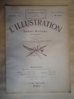 L'ILLUSTRATION N°3744   05/12/1914  GENERAL JOFFRE -  BEFFROI D'YPRES - REIMS - Kranten