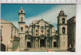 Iglesia Catedral De La Habana - Cuba