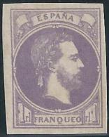 ESPAÑA 1874 - Edifil #158 - MNH ** - 1873-74 Regentschaft