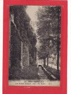CREPY-en-VALOIS (60) / ARCHITECTURE / Les Anciens Remparts Dans Les Fossés - Crepy En Valois