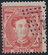 ESPAÑA 1876 - Edifil #182 - VFU - Usados