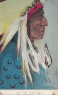 INDIENS/An Old Crow Man/ Réf:C2051 - Indiens De L'Amerique Du Nord