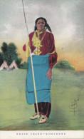 INDIENS/White Crane-cheyenne/ Réf:C2052 - Indiens De L'Amerique Du Nord