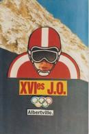 JEUX  OLYMPIQUES D'ALBERTVILLE 1992 - Jeux Olympiques