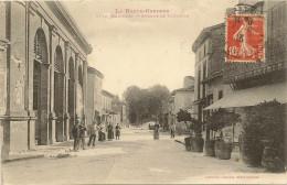 31/ Baziège - Avenue De Toulouse - Labouche N°1198- Ecrite En 1913 - - France