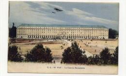 CP , TRANSPORTS ,  PAU , La Caserne Bernadotte - Avions