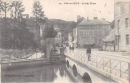 ¤¤  -  24   -   BAR-sur-SEINE   -  La Rue Thiers  -  Epicerie , Droguerie   -  ¤¤ - Bar-sur-Seine