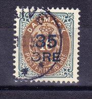 Dänemark 1912 - Mi# 60 Gestempelt - - 1905-12 (Frederik VIII)