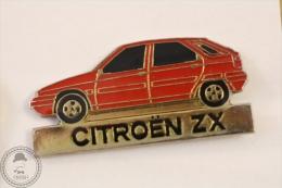 Citroën ZX - Pin Badge #PLS - Citroën