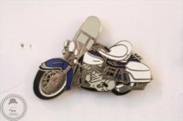American Touring/ Tourer Motorcycle/ Motorbike - Pin Badge #PLS - Motos