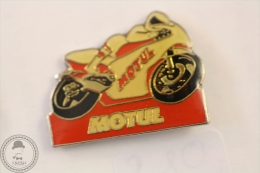 MOTUL Motorcycle/ Motorbike Racing - Pin Badge #PLS - Motos