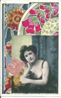Femme Art Nouveau - Donne