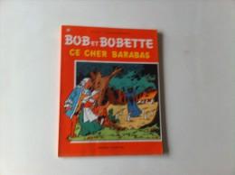 BOB ET BOBETTE CE CHER BARABAS N° 156 - Suske En Wiske
