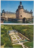 Pierre-de-Bresse -  Le Château - Lot De 4 CPM - France