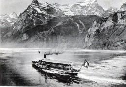 Suisse > Non Classés Vierwaldstattersee Und Urirothstock - Unclassified
