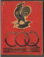 LE C. O .Q . CHANSONNIER SCOUT DES ECLAIREURS UNIONISTES DE FRANCE 1949 - Scoutisme