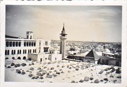 23835 Deux Photo De Tunis Tunisie - Mai1940 Marins Marin Sur Le Dunkerque ? 5x8 Cm Bateau - Afrique
