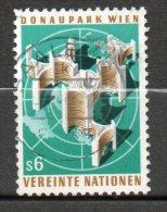 NATIONS UNIES 6s Polychrome 1979-80 N°6 - Oblitérés