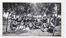 23836 Deux Photo Dont Une  Maroc Fhedala Mahammedia- Mai 1939 Marins Marin Sur Le Dunkerque ? - Afrique