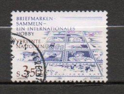NATIONS UNIES  3,50s  Multicolore 1986 N°60 - Oblitérés