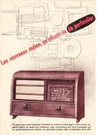Radio Sondyna  - Prospectus - Publicité