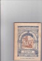 Italia Monumentale - Como - 1922 - Livres, BD, Revues