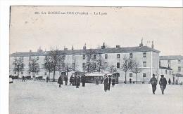 23845 La Roche-sur-Yon. Le Lycée - 480 Jehly Poupin  Martagne - La Roche Sur Yon