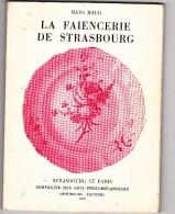 Faiencerie De Strasbourg - 1950 - Art