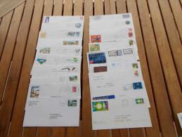 Lotpm 200 - PAP Lot De 20 Pret à Poster Tous Différents - Postal Stamped Stationery