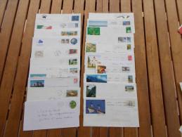 Lotpm 202 - PAP Lot De 20 Pret à Poster Tous Différents - Postal Stamped Stationery