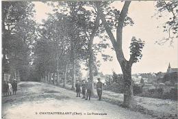 23859 Chateaumeillant - La Promenade Enfants - 5 Ed ?