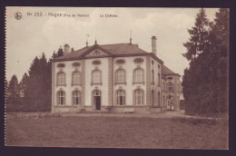 HOGNE - Le Château  // - Somme-Leuze