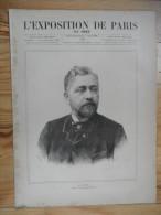 L´exposition De Paris / N° 16  Du  15 Juin 1889  Avec Supplément - Bücher, Zeitschriften, Comics