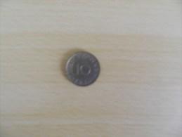 10 Franken 1954 - Sarre
