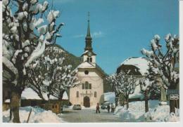 R :haute  Savoie :  LES  HOUCHES  :  Vue - Les Houches
