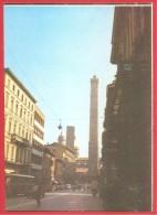 CARTOLINA NV ITALIA - BOLOGNA - Via Rizzoli - 10 X 15 - Bologna