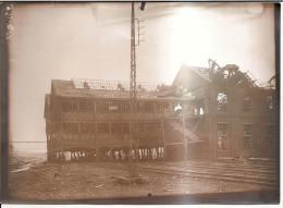 Photo Originale 18x12 Des Mines D'Aniche, Entrée De La Fosse Gayant - Photos