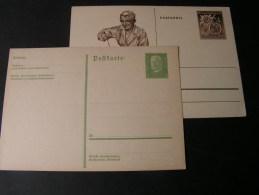== DR  2 Old Cards  * - Deutschland