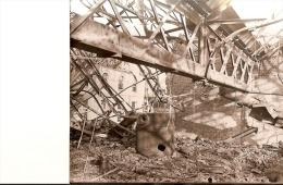 59 Nord: Photo Originale 18x12 Des Mines D´Aniche,fosse Gayant. Salle Des Chaudières Détruites - Fotos