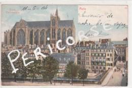 57 Metz  Cathedrale - Metz