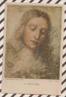 D420 LEONARDO DA VINCI IL REDENTORE MILANO - Christianisme