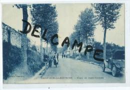 CPA - Saint Nom La Bretéche - Route De Saint Germain - St. Nom La Breteche