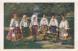 National Dress Of Baranya , Hungary , 10-30s - Hungary