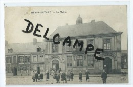 CPA -  Hénin Liétard - La Mairie - France
