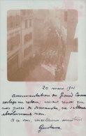 Lausanne 20.mars1901, Assermentation Du Grand Conseil, Cortège (20301) - VD Vaud