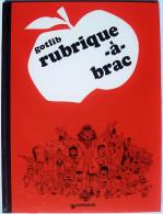 Dargaud DL 1er Trimestre 1976 > GOTLIB : Rubrique-à-brac - Tome 1 - Gotlib