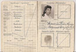 Passaporte De Portugal - Passeport - Passport - Non Classés
