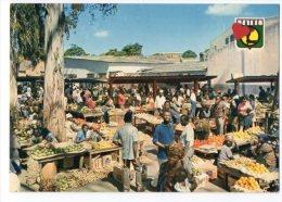 34981-RO-REPUBLIQUE DU ZAIRE-Le Marché De Lubumbashi----------animée - Andere